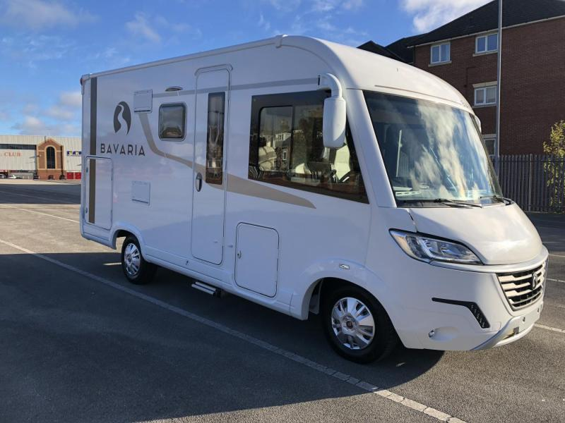 New Bavaria I600G Style 2019