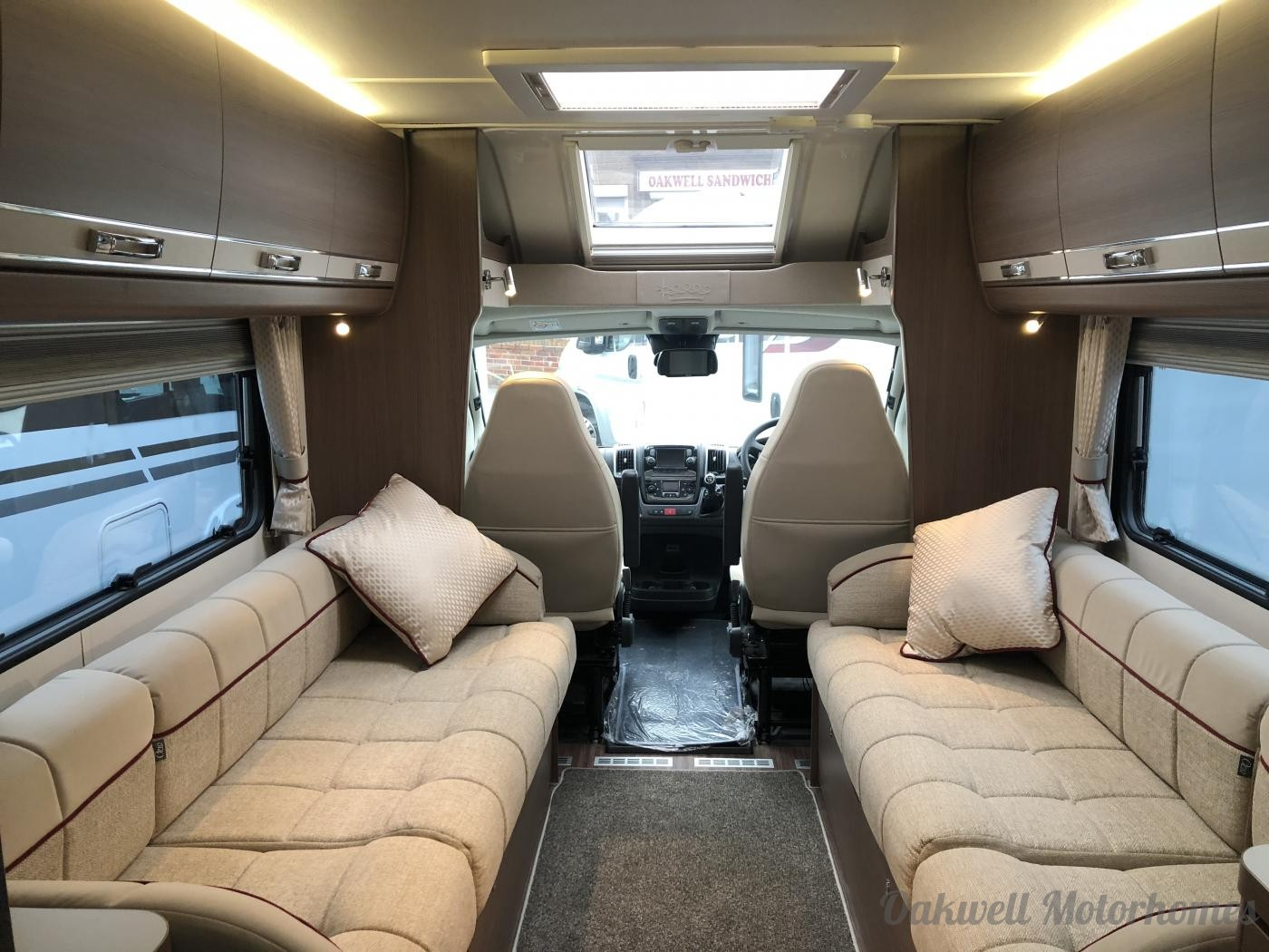 67 plate Elddis Majestic 275 2018 Model