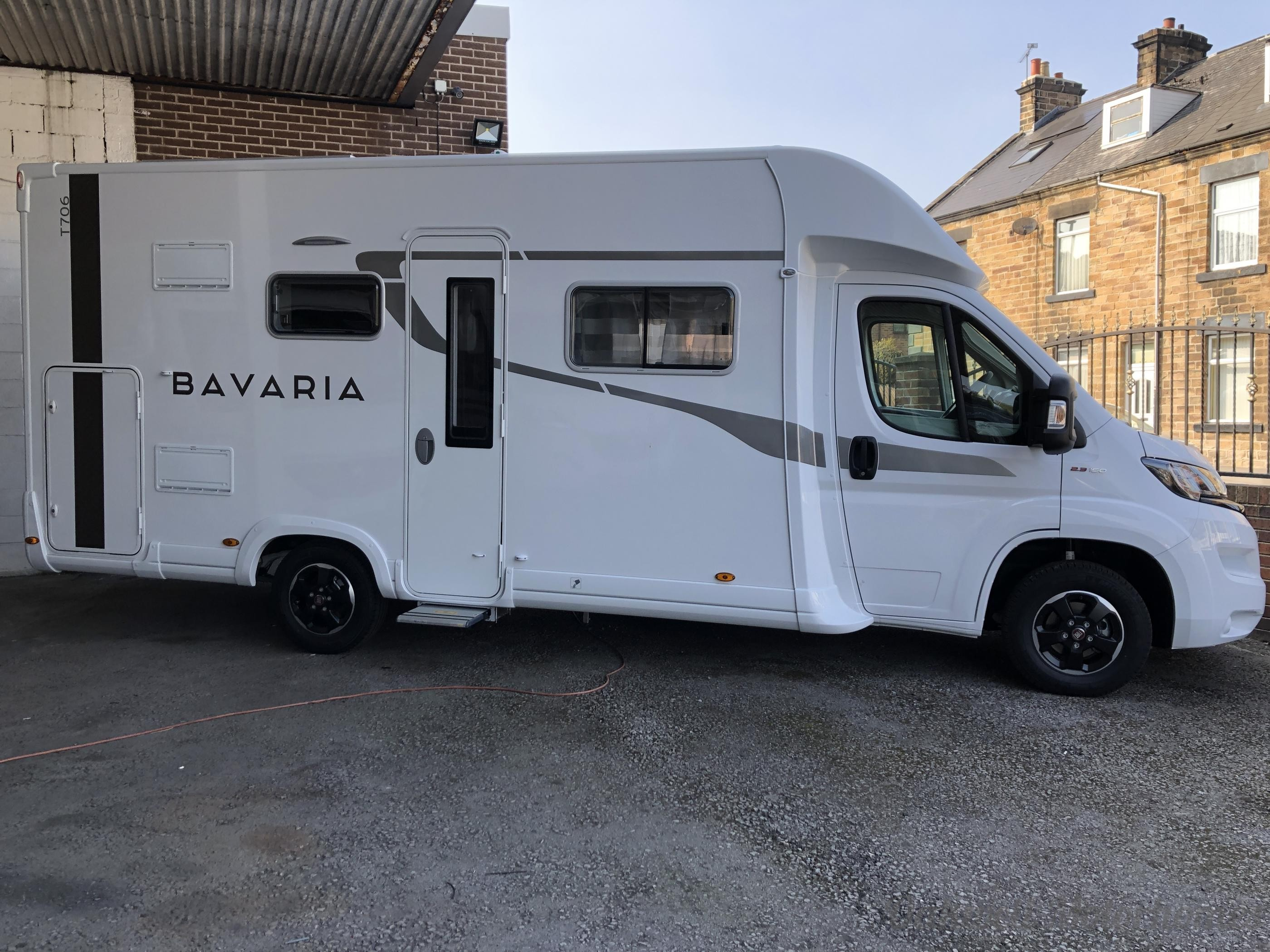 Bavaria T706 6 Berth, 6 Belts (19)