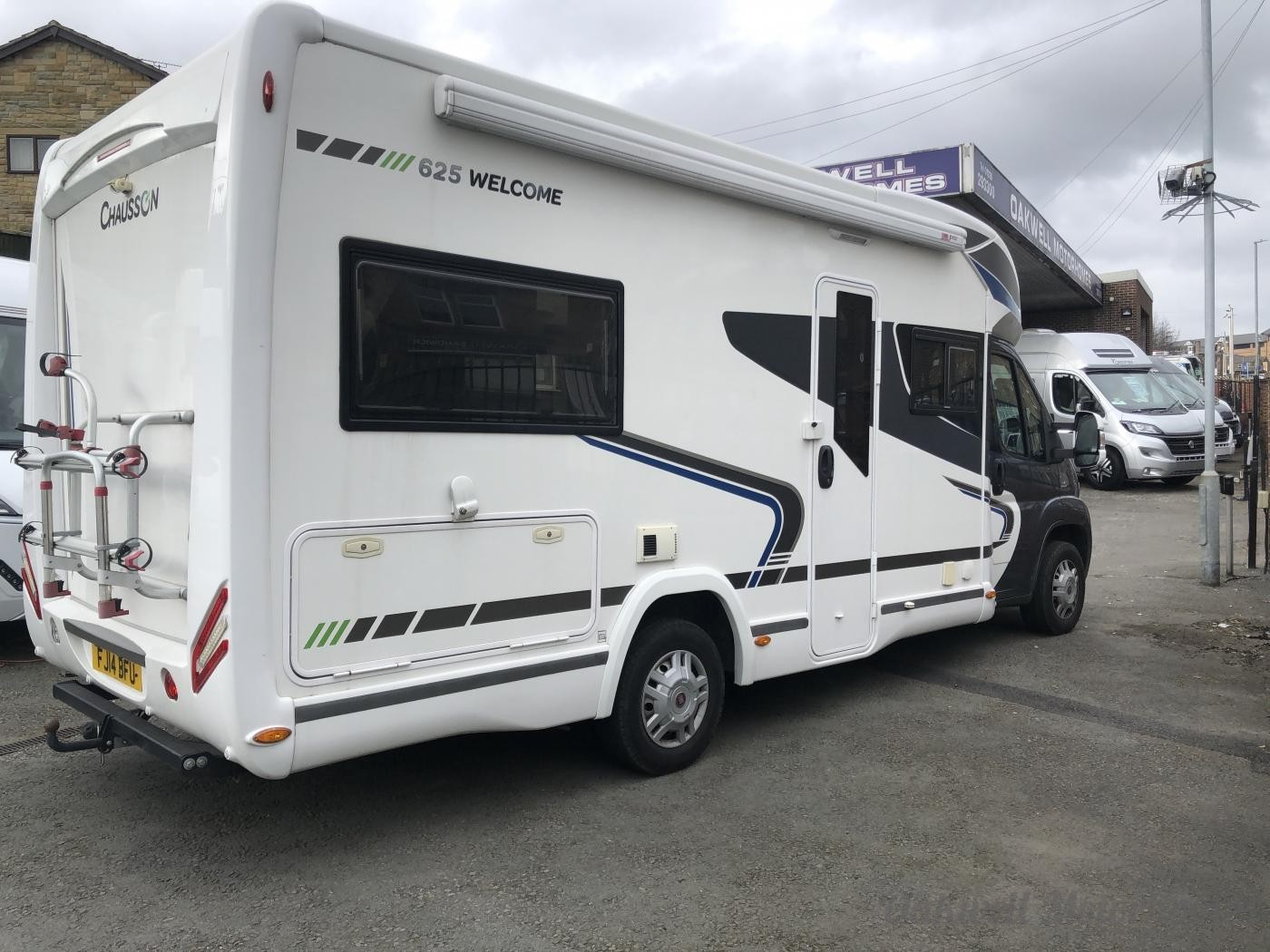 Chausson Welcome 625 2014