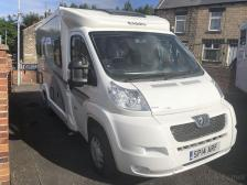 2014 Elddis Accord 125